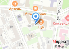 Компания «Vhod.pro» на карте