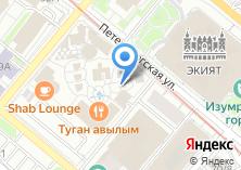 Компания «Туган авылым» на карте