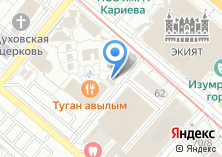 Компания «Бахтияр» на карте