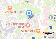 Компания «Эйлис» на карте