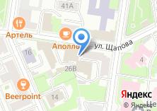 Компания «ПСК Казань» на карте