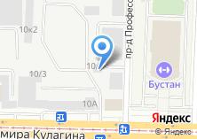 Компания «Айтек Групп» на карте