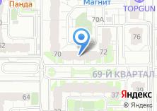 Компания «МСУ-Строй» на карте