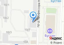 Компания «КазаньГидроПласт» на карте