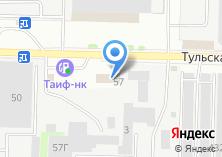 Компания «Реал-Строй» на карте