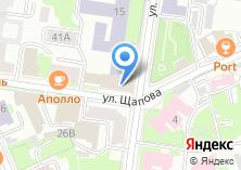 Компания «Ааурум» на карте