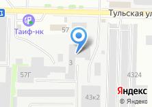 Компания «Смальта» на карте