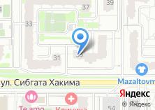 Компания «Квартира116» на карте