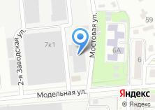 Компания «Интекс-Центр» на карте