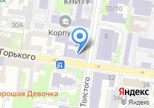 Компания «Межшкольный учебный комбинат Вахитовского района» на карте
