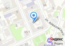 Компания «Riva Parts» на карте