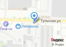 Компания «Моя машина» на карте