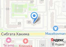 Компания «Мако Фурнитура» на карте