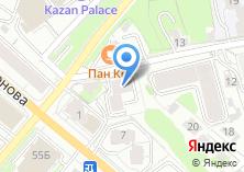 Компания «Септики Казани» на карте