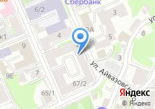Компания «ЦЕНТР-КАПИТАЛ» на карте