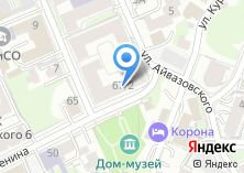 Компания «Регент-Казань» на карте