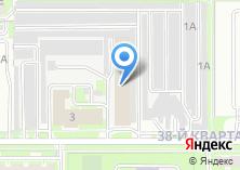 Компания «ЦЕНТР ОБУЧЕНИЯ ИНОСТРАННЫМ ЯЗЫКАМ STAR SCHOOL» на карте