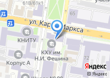 Компания «Московский государственный академический художественный институт им. В.И. Сурикова» на карте