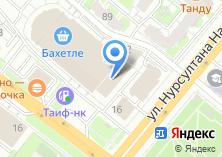 Компания «Ассамблея народов Татарстана» на карте