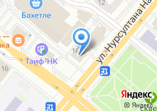 Компания «Трио-интерьер» на карте