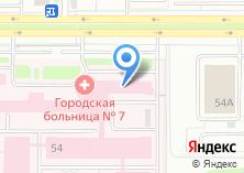 Компания «Аллергологический центр» на карте