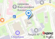 Компания «АДК проект» на карте