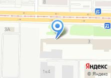 Компания «Интер Мебель» на карте