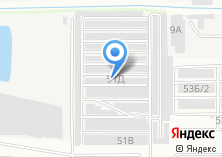 Компания «Кантрэк» на карте