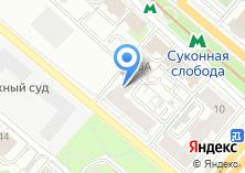 Компания «Irina Romanova» на карте