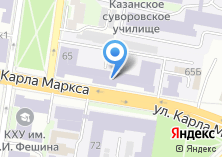Компания «Ант-Мастер» на карте