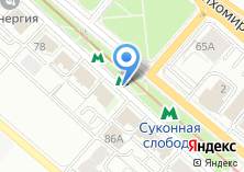Компания «Инфоматы самообслуживания Правительство Республики Татарстан» на карте