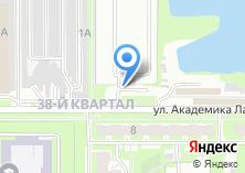 Компания «Плотник» на карте