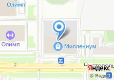 Компания «Атлас Мебель» на карте