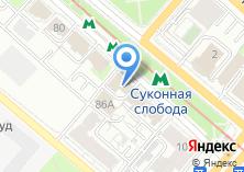Компания «Метелица-Строй» на карте