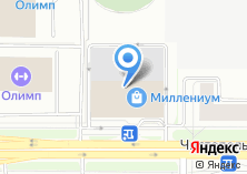 Компания «Идальго» на карте