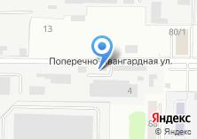 Компания «ЭОС» на карте