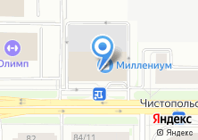 Компания «Добрый стиль» на карте