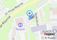 Компания «Общежитие КГАСУ» на карте