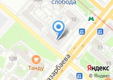 Компания «YogaDom» на карте
