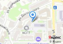 Компания «Институт социальных и гуманитарных знаний» на карте