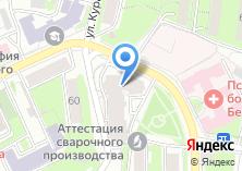 Компания «Автомойка на ул. Курашова» на карте