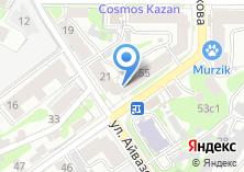 Компания «Картаун» на карте