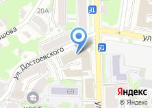 Компания «Казземимущество» на карте