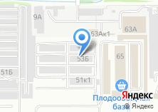 Компания «Иделия» на карте