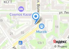 Компания «Vanilin» на карте