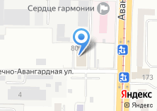 Компания «ПромМатериал» на карте