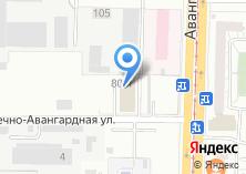 Компания «МЕТАЛСТАН» на карте