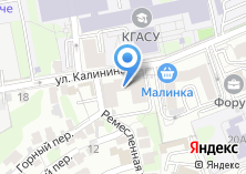 Компания «САЛОН МАСТЕР КЛАСС» на карте