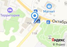 Компания «Natali» на карте