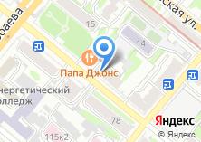 Компания «Центр социального обслуживания населения в городском округе г. Казани» на карте